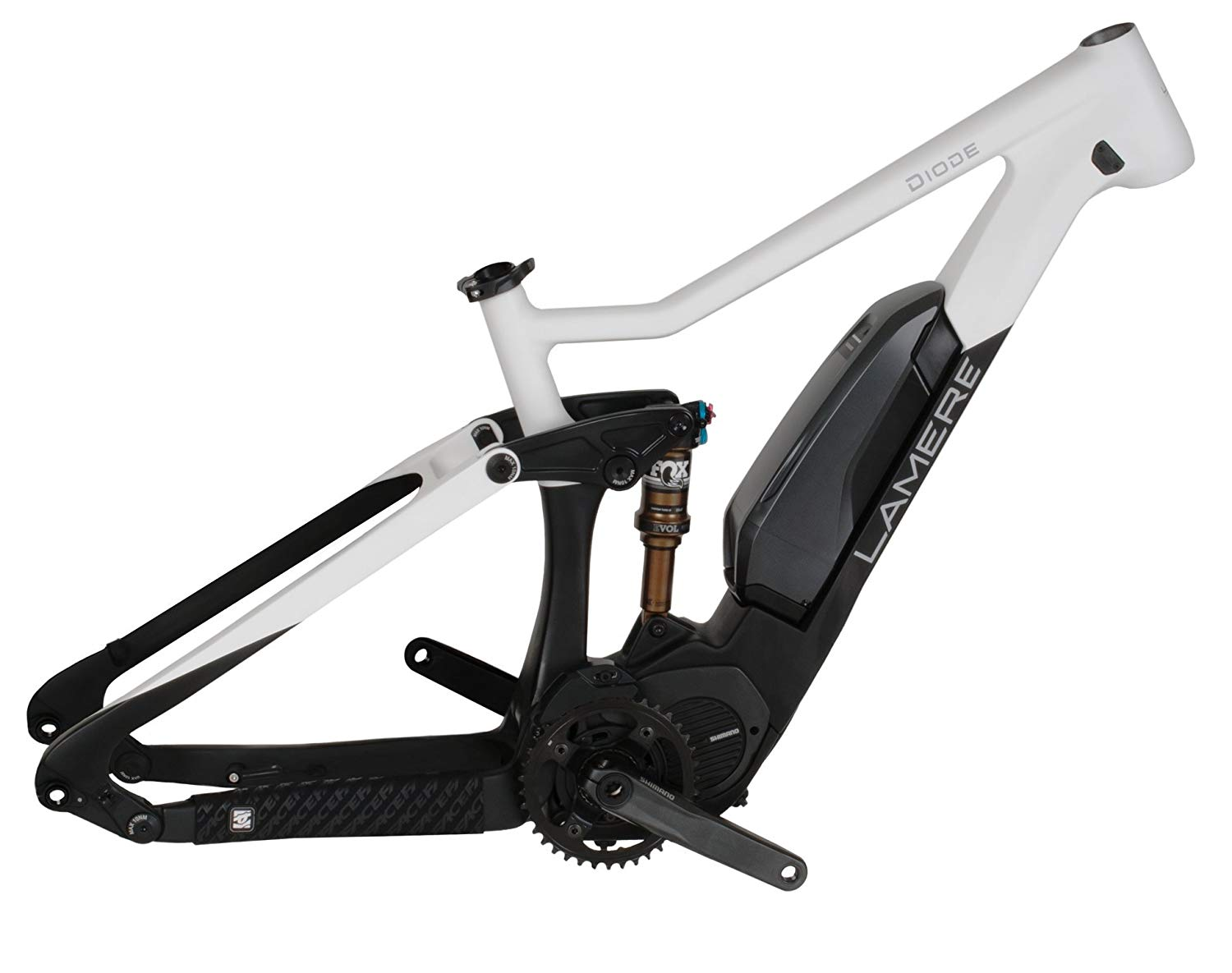 LaMere Cycles Diode 42lb Shimano eMTB